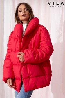 Дутая куртка Vila