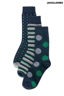 Jack & Jones Dot Socks Giftbox
