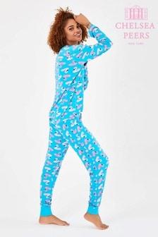 Chelsea Peers Foil Flamingo PJ Set