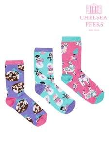 Chelsea Peers Christmas Sock Set