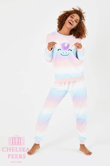 Chelsea Peers Unicorn Loungewear Set