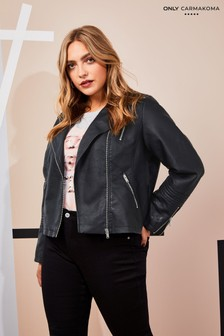 Only Carmakoma Biker Jacket