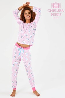 Chelsea Peers Unicorn PJ Set