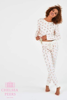 Chelsea Peers Foil Pineapple PJ Set