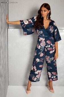 Mela London Kimono Sleeve Jumpsuit