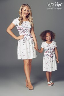 Want That Trend Butterfly Dress
