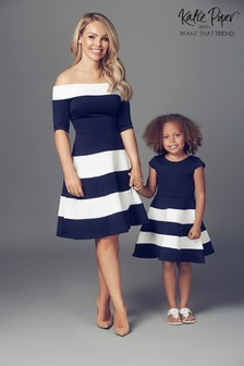 Want That Trend Mummy And Me Skater Dress