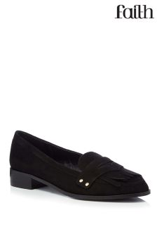 Faith Fringe Loafer