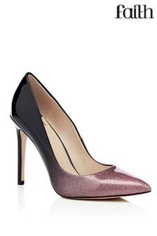 حذاء بولي يوريثين ظلال ألوان متدرجة من Faith