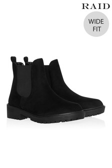 Raid Wide Fit Ankle Boot