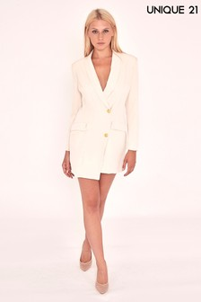 Unique 21 Blazer Dress