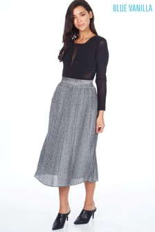5bfc8b27 Buy Women's skirts Silver Silver Skirts from the Next UK online shop