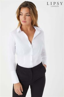Lipsy Stretch Poplin Shirt