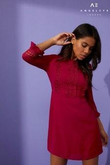 Angeleye Lace Detail Dress