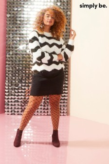 Simply Be Denim Skirt
