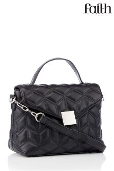 Faith Quilted Grab X Body Bag
