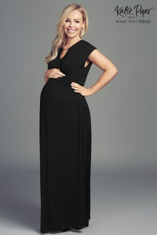 Want That Trend Maternity Maxi Dress
