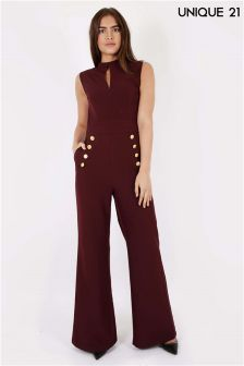 Unique 21 Flared Jumpsuit