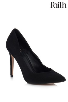 Faith Court Heels