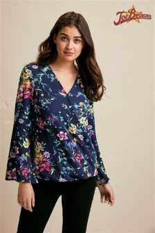 Joe Browns Wrap Blouse