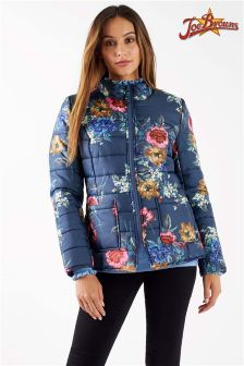 Joe Browns Floral Padded Jacket