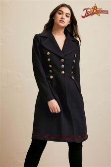 Joe Browns Velvet Border Coat