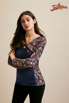 Joe Browns Falling Leaves Top