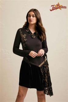 Joe Browns Velvet Tunic