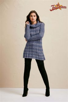 Joe Browns Long Line Knitted Jumper