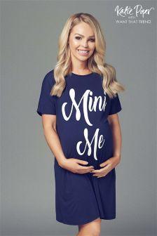 """Want That Trend Maternity """"Mini Me"""" Night Dress"""