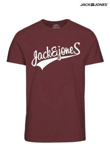 Jack & Jones Logo Traffic Tee
