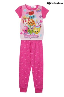 Missimo Girls Shopkins PJ Set