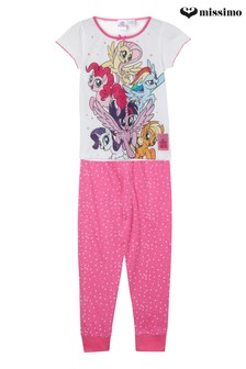 Missimo Girls My Little Pony PJ Set