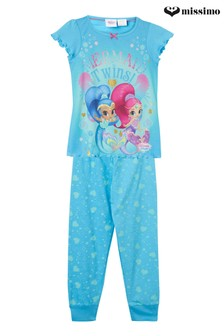 Missimo Girls Shimmer & Shine PJ Set