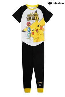 Missimo Missimo Nightwear Pokemon-Pyjama-Set