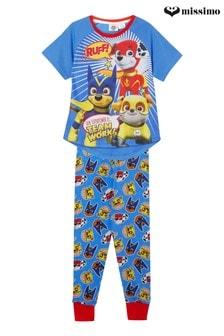 Missimo Nightwear Paw Patrol Character Long Leg PJ Set