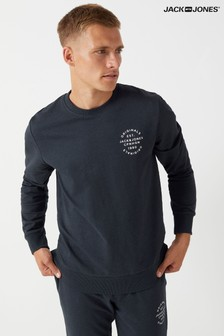 Jack & Jones Classic Crew Neck Sweat Top