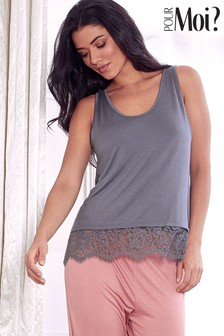 Pour Moi Lace Secret Support Vest Top