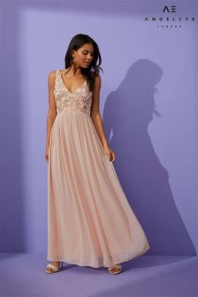 Robe longue embellie Angeleye