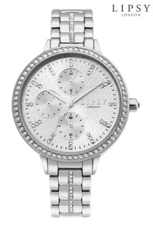 Lipsy Diamanté Dial Bracelet Watch