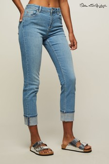 Miss Selfridge Denim-Jeans in Relaxed Girlfriend Fit