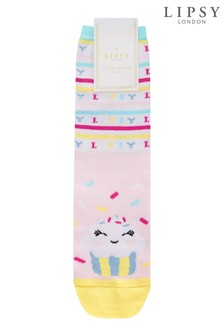 Lipsy Light Mix Pack Socks