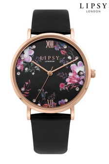 Lipsy Floral Face Watch