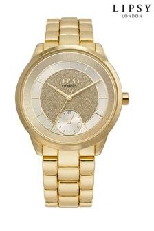 b5f944ddc Lipsy Gold Bracelet Watch