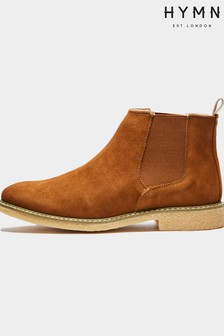 Hymn Suede Chelsea Boots