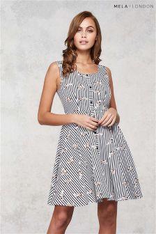 Mela London Stripe Dress