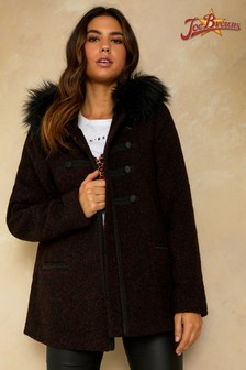 Joe Browns Faux Fur Collar Jacket