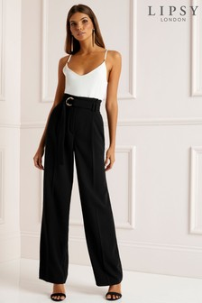 Lipsy Tailored Dring Wide Leg Trouser