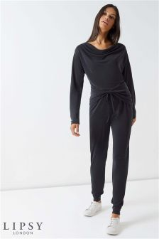 Lipsy Cowl Neck Long Sleeve Top