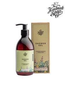 The Handmade Soap Co Shower Gel Lavender, Rosemary, Thyme & Mint